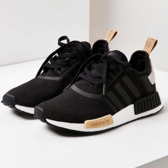83539840b37b3 adidas Shoes - Adidas nmd R1 women s black